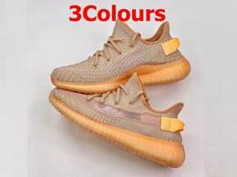 Mens And Women Adidas Yeezy 350 V2 Running Shoes 3 Colors