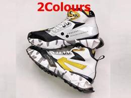 Mens Off-white️ Street Rock Style Be To One Running Shoes 2 Colors