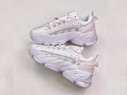 Womens Fila Heritage Running Shoes One Color