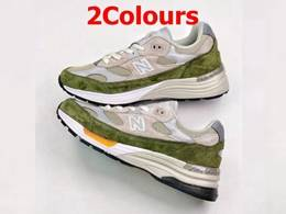 Mens And Women New Balance 992 Running Shoes 2 Colors