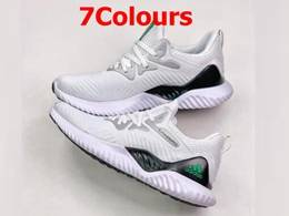 Mens Adidas Alphabounce Instinct M Running Shoes 7 Colors