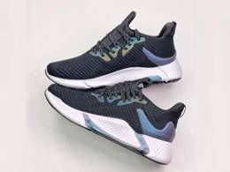 Mens Adidas Alphabounce Instinct M Running Shoes Black Color