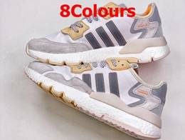 Mens And Women Adidas Nite Jogger 2020 Boost Running Shoes 8 Colors