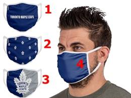 Mens Nhl Toronto Maple Leafs Leafs Face Mask Protection 4 Styles