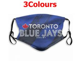 Mlb Toronto Blue Jays Face Mask Protection 3 Styles