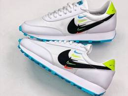 Men And Women Nike Daybreak Sp Running Shoes White Color