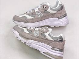 Men And Women New Balance 992 Running Shoes One Color