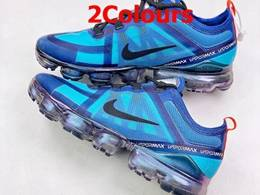 Mens And Women Nike Air Vapormax 2019 Running Shoes 2 Colors