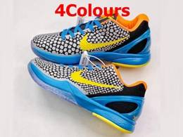 Mens Nike Zoom Kobe 5 Running Shoes 4 Colors
