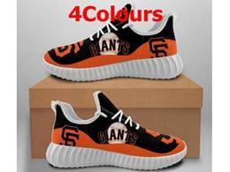 Mlb San Francisco Giants Running Shoes 4 Colors
