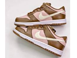 Mens And Women Nike Dunk Low Pro Sb Stussy Running Shoes One Color