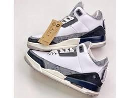 Mens Kaws✖️air Jordan 3 Running Shoes One Color