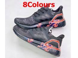Mens And Women Adidas Ultra Boost 20 Running Shoes 8 Colors