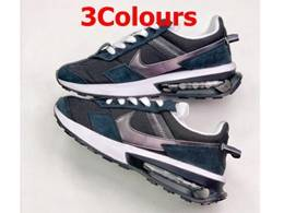 """Mens And Women Nike Air Max 270 """"pre-day"""" Running Shoes 3 Colors"""