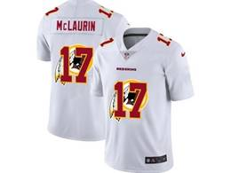 Mens Nfl Washington Redskins #17 Terry Mclaurin White Shadow Logo Vapor Untouchable Limited Jersey