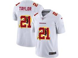 Mens Nfl Washington Redskins #21 Sean Taylor White Shadow Logo Vapor Untouchable Limited Jersey