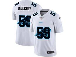 Mens Nfl Carolina Panthers #59 Luke Kuechly White Shadow Logo Vapor Untouchable Limited Jersey