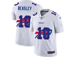 Mens Nfl Buffalo Bills #10 Cole Beasley White Shadow Logo Vapor Untouchable Limited Jersey