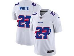 Mens Nfl Buffalo Bills #27 Tre'davious White White Shadow Logo Vapor Untouchable Limited Jersey