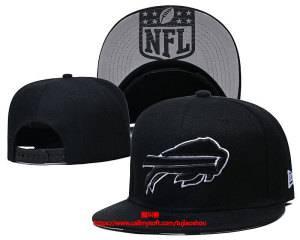 Mens Nfl Buffalo Bills Snapback Adjustable Hats Black Ec8501015