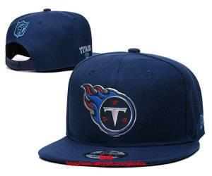 Mens Nfl Tennessee Titans Snapback Adjustable Hats Blue Ec8501016