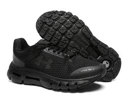 Mens Under Armour Hovr Infinite Running Shoes Black Color