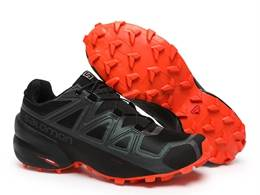 Mens Salomon Speed Cross 5 Running Shoes One Color