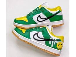 Mens And Women Nike Air Zoom Sb Dunk Low Running Shoes One Color