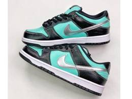 """Mens And Women Nike Sb X Diamond Dunk """"tiffany"""" Running Shoes One Color"""