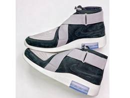 Mens Fear Of God X Nike Air Fear Of God Running Shoes One Color
