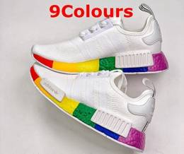 Mens And Women Adidas Nmd R1 Running Shoes 9 Colors