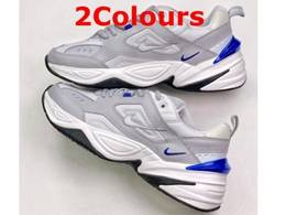 Mens And Women Nike M2k Tekno Running Shoes 2 Colors