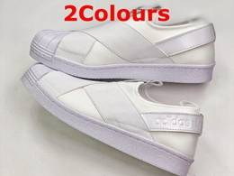 Mens And Women Adidas Superstar Running Shoes 2 Colors