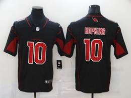 Mens Nfl Arizona Cardinals #10 Deandre Hopkins Black Color Rush Vapor Untouchable Limited Nike Jersey