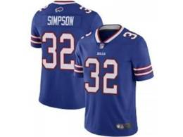 Mens Nfl Buffalo Bills #32 O.j. Simpson Blue Vapor Untouchable Limited Nike Jersey