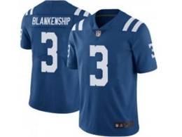 Mens Nfl Indianapolis Colts #3 Rodrigo Blankenship Blue Vapor Untouchable Limited Nike Jersey