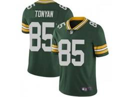 Mens Nfl Green Bay Packers #85 Robert Tonyan Green Vapor Untouchable Limited Nike Jersey