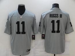 Mens Nfl Las Vegas Raiders #11 Henry Ruggs Iii White Inverted Legend Vapor Untouchable Limited Jersey