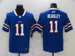 Mens Women Nfl Buffalo Bills #11 Cole Beasley Blue Vapor Untouchable Limited Nike Jersey