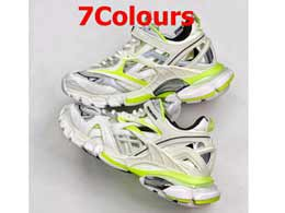Mens And Women Balenciaga Track 4.0 Running Shoes 7 Colors