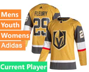 Mens Adidas Vegas Golden Knights Gold Authentic Current Player 20-21 Alternate Adidas Jersey
