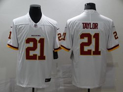 Mens Nfl Washington Redskins #21 Sean Taylor White Vapor Untouchable Limited Nike Jerseys