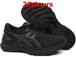 Women Asics Gel Nimbus 22 Running Shoes 2 Colors