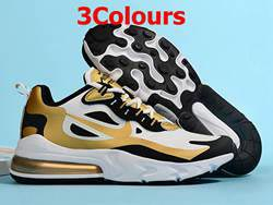 Mens Nike Air Max 270 2.0 Running Shoes 3 Colors