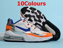 Mens And Women Nike Air Max 270 2.0 Running Shoes 10 Colors