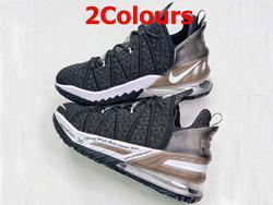 Mens Nike Lebron 17 Future Air Running Shoes 2 Colors