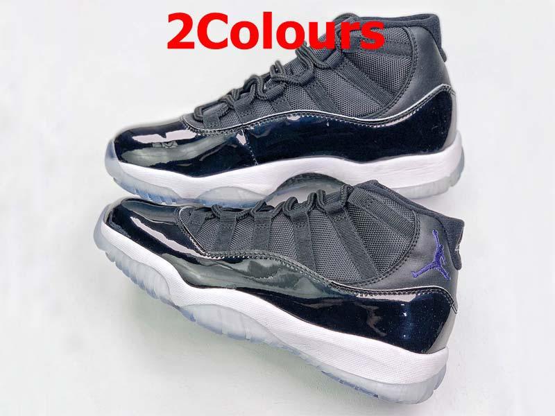 Mens Air Jordan 11 Running Shoes 3 Colors