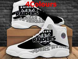 Mens And Women Nfl Las Vegas Raiders F14 Football Shoes 4 Colors