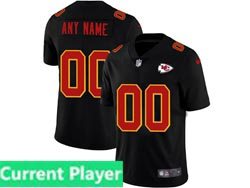 Mens Nfl Kansas City Chiefs Current Player 2021 Black 3th Vapor Untouchable Limited Nike Jersey