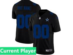 Mens Nfl Dallas Cowboys Current Player 2021 Black 3th Vapor Untouchable Limited Nike Jersey